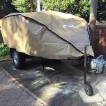 Stormcover for Camper Trailer