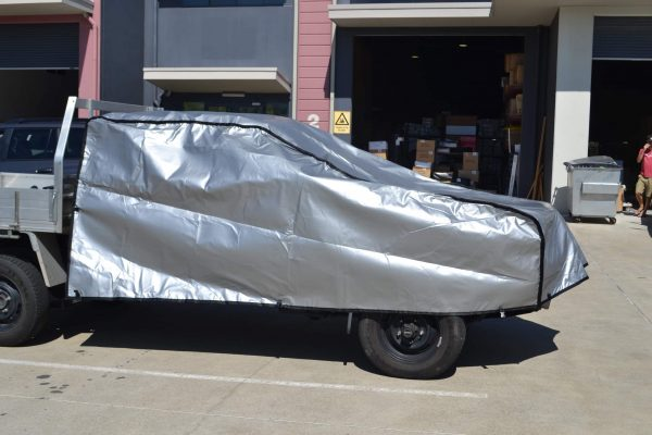 Stormcover for Ute Cab