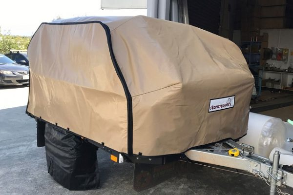 Colour Beige, Patriot Camper with Ground Wheel Cover accessories